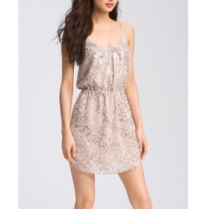 Rebecca Taylor Sequined Mini Dress Size 2